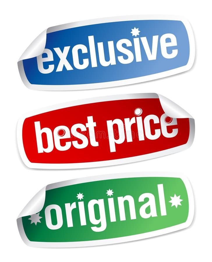 Collants en ventes exclusives sous le meilleur prix illustration libre de droits