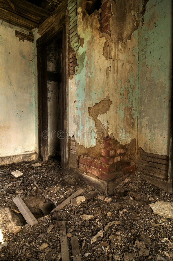Free Collapsed Chimney Stock Photos - 22638443