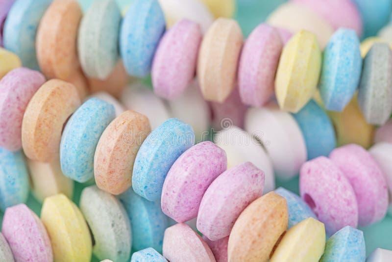 Collar del caramelo imagenes de archivo