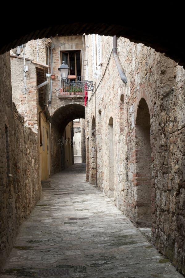 Colle Di Val DElsa (Siena, Tuscany) Stock Photo - Image of historic ...