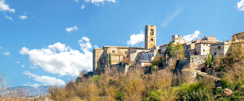 Colle Di Val D'Elsa, Toscana, Italia fotografia stock libera da diritti