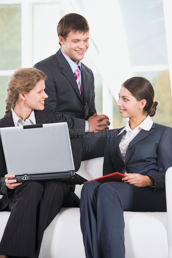 Download Colleagues stock photo. Image of businessgroup, office - 3390220