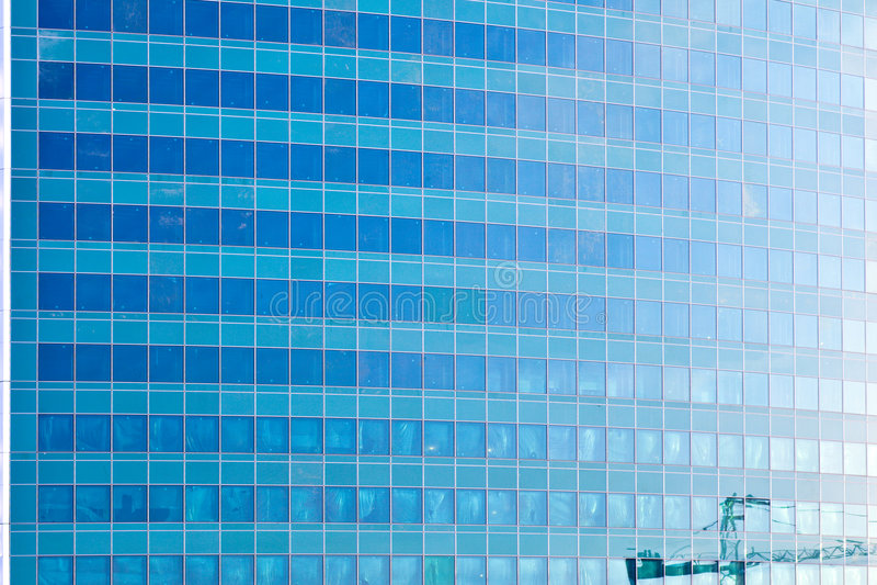 Collecte abstraite de gratte-ciel photo libre de droits