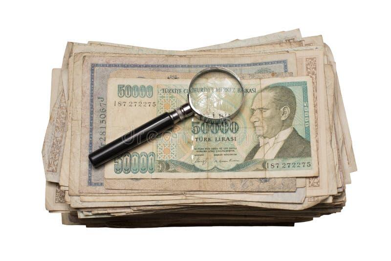 Collectibles чеканит награды банкнот стоковые фото