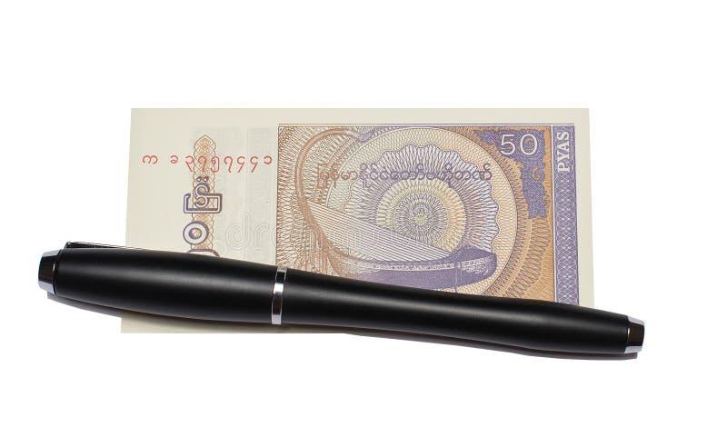 Collectibles чеканит награды банкнот стоковое изображение rf