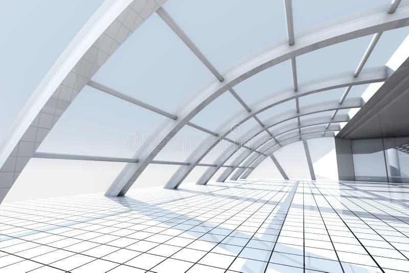 Collectieve Architectuur vector illustratie