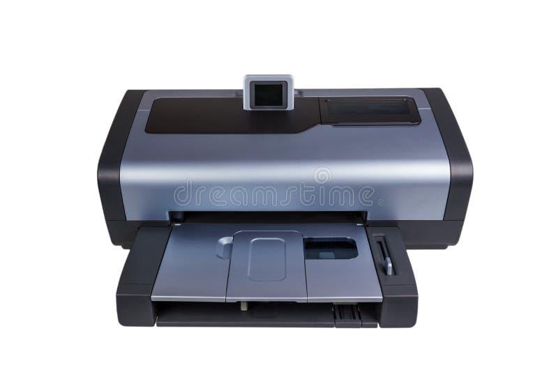 Collection électronique - imprimante à jet d'encre photographie stock