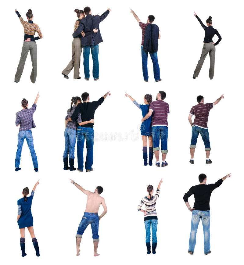 Download Collection stock image. Image of gesturing, back, looking - 17985555