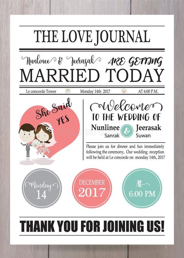 Collection bleue rose de calibre de mariage pour des bannières, insectes, plaquette illustration stock