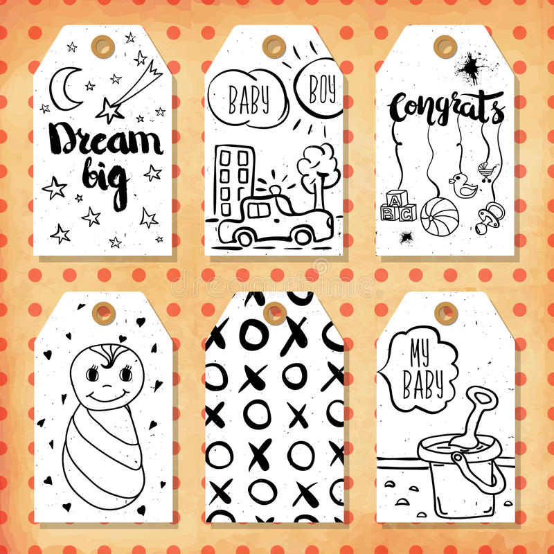Download A Collection Of 6 Creative Handmade Gift Tags To Set The MoodCongratulations On