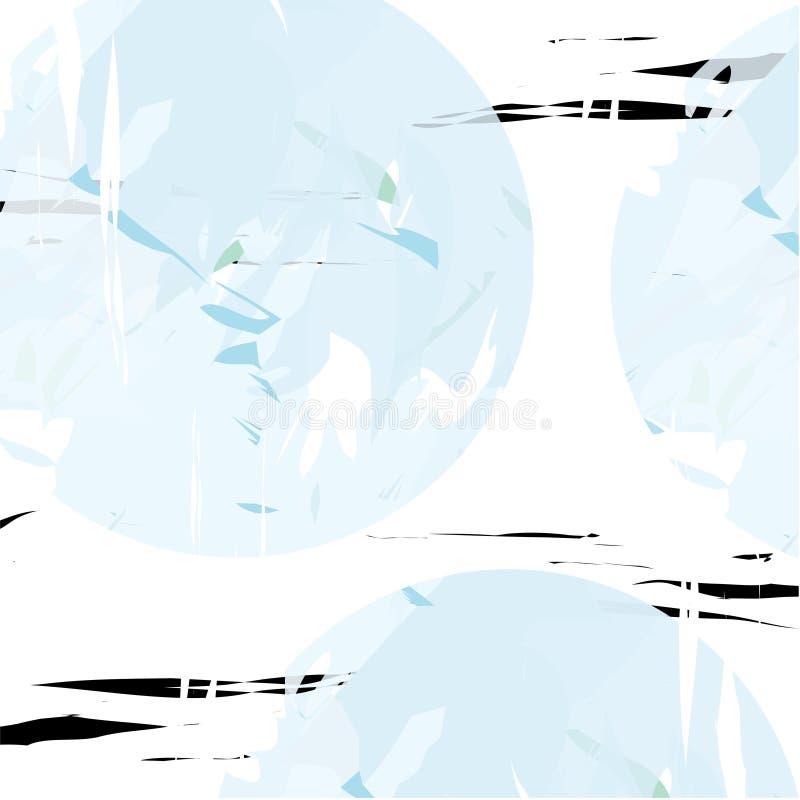 Collection d'?l?ments de d?cor avec des textures tir?es par la main Beaux ?l?ments d'album Idéal pour des cartes, affiches illustration stock