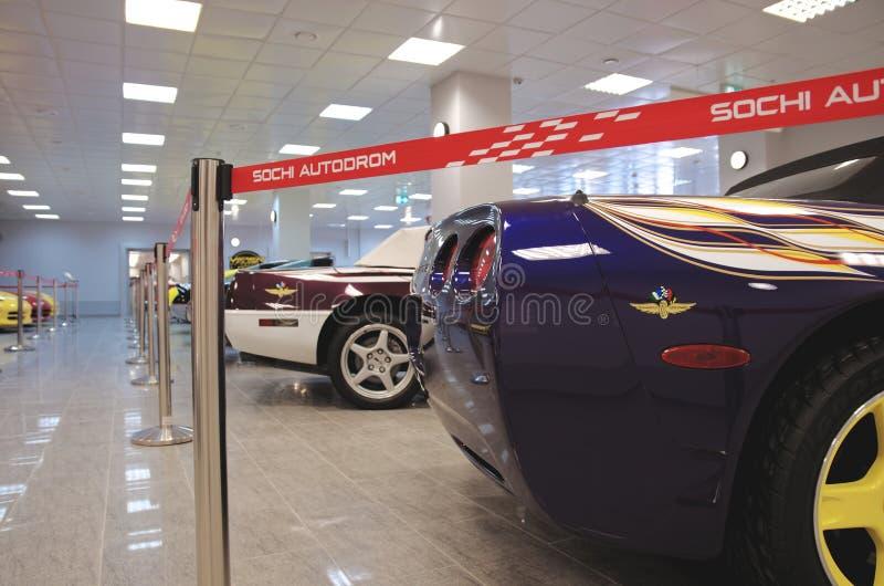 Download Collection De Chevrolet Corvette Image stock éditorial - Image du corvette, musée: 56475564
