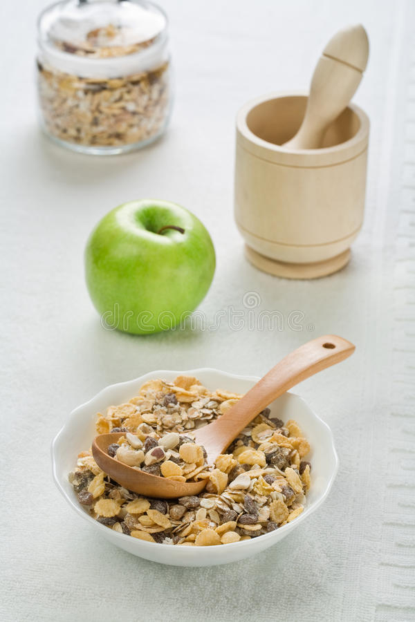 Download Collection of dietary food stock image. Image of apple - 17363445