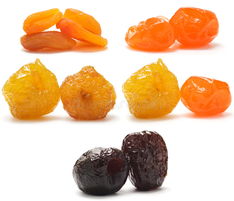 Download A Collection Of Different Dried Fruit Stock Image - Image: 7910251