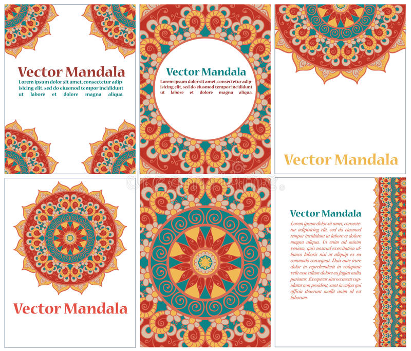 Collection Of Ethnic Cards And Wedding Invitations With Indian