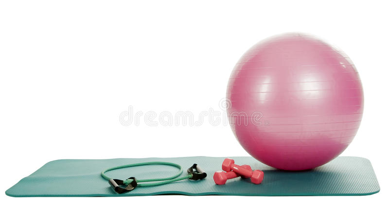 Download Collection Of Fitness Equipment Stock Photos - Image: 18327453