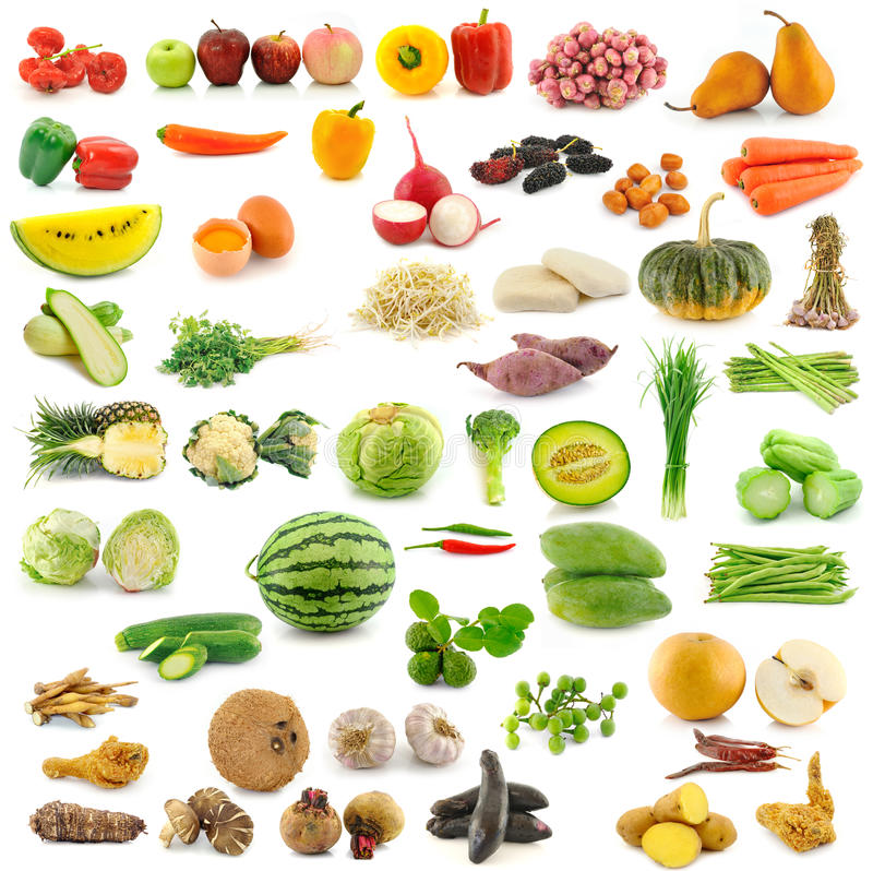 Download Collection Of Food Stock Image - Image: 26850411