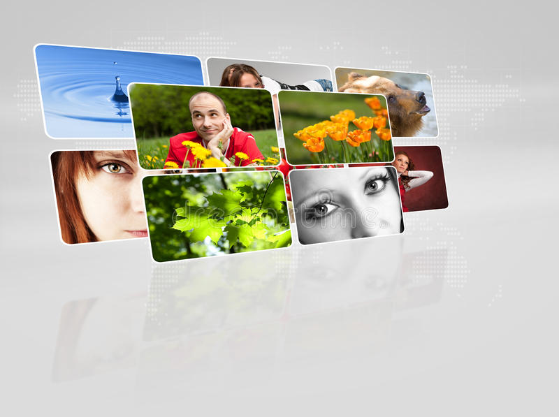 Download Collection Of Images Stock Photo - Image: 24189080