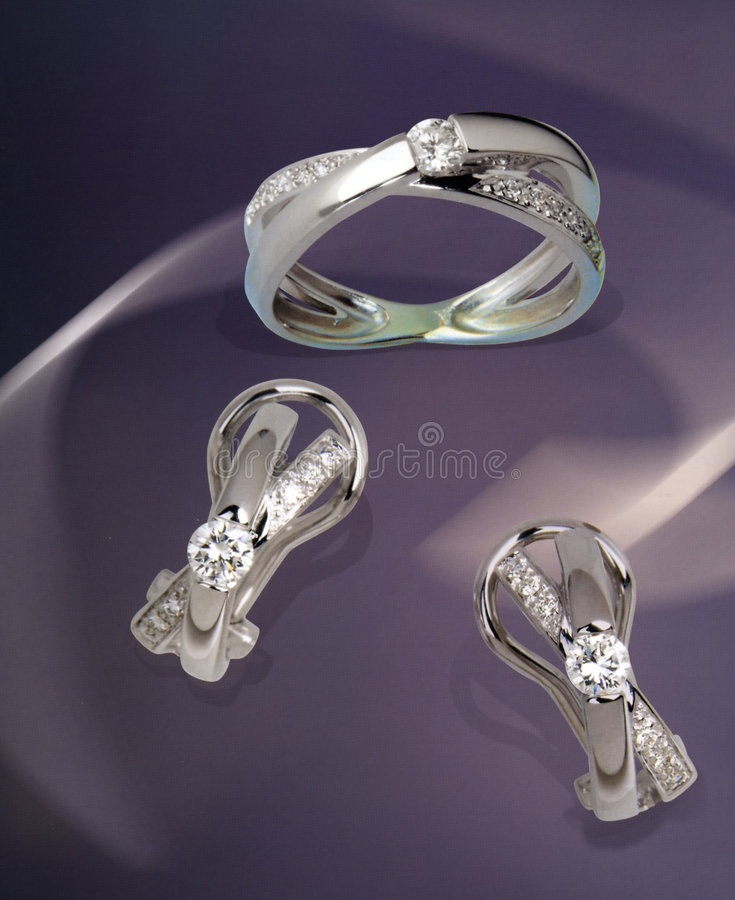 Download Collection Jeweller Ornament Stock Photo - Image: 3401330