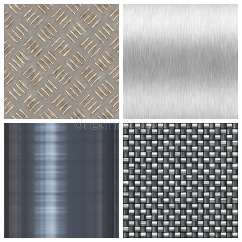 Collection moderne de texture illustration stock