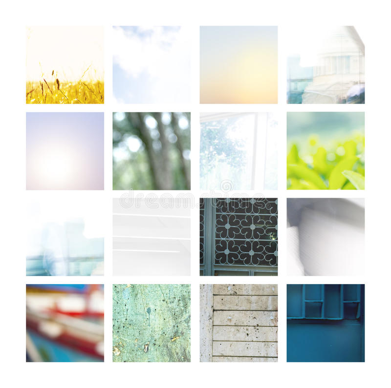 Download Collection Of Natural Backgrounds And Patterns Stock Photo - Image: 41603540