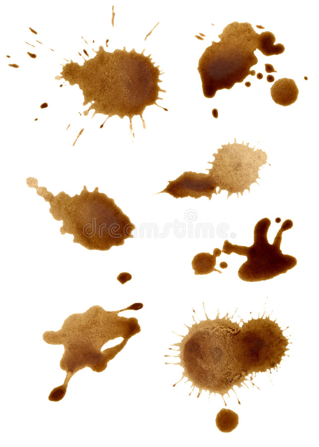 Free Collection Of Coffee Splashes Stock Image - 6901001