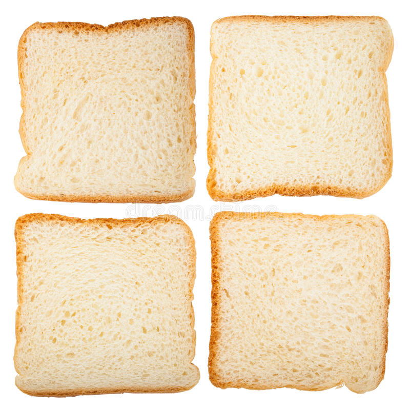 Free Collection Of Slices Of Bread Royalty Free Stock Images - 30204839
