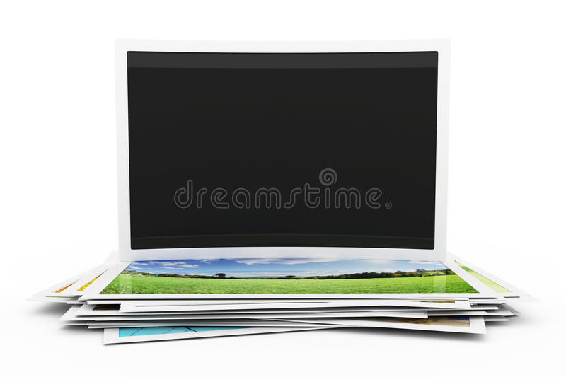 Download Collection of photos stock illustration. Illustration of image - 25921293