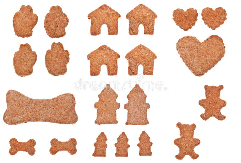 Download Collection Of Shaped Cookies Stock Photo - Image: 19015010