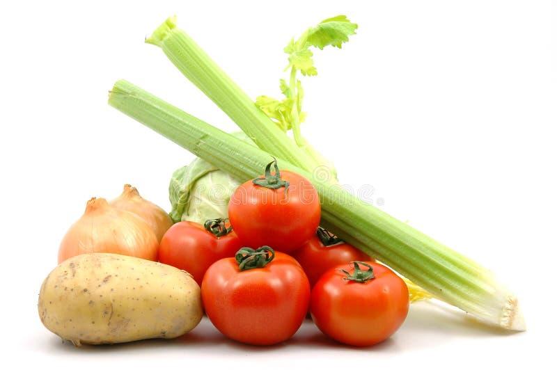 Download Collection végétale image stock. Image du organique, chou - 736025