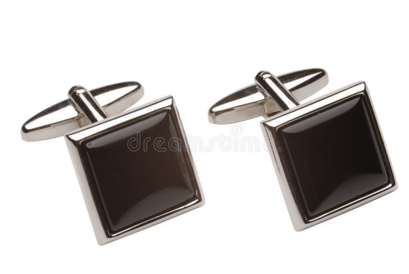 Collegamenti di polsino 2 fotografia stock