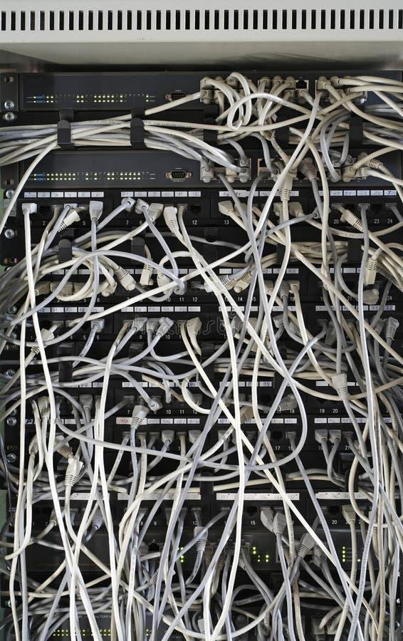 Collegamenti di rete immagine stock libera da diritti