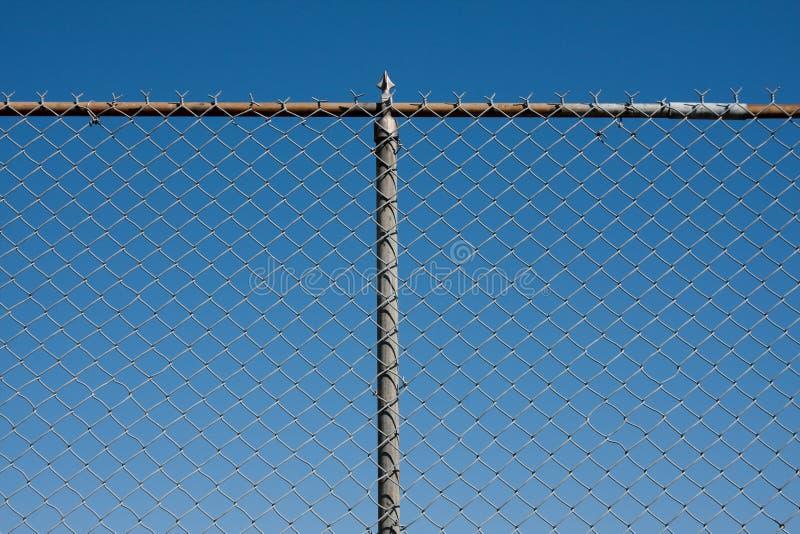 collegamento chain della rete fissa immagine stock libera da diritti