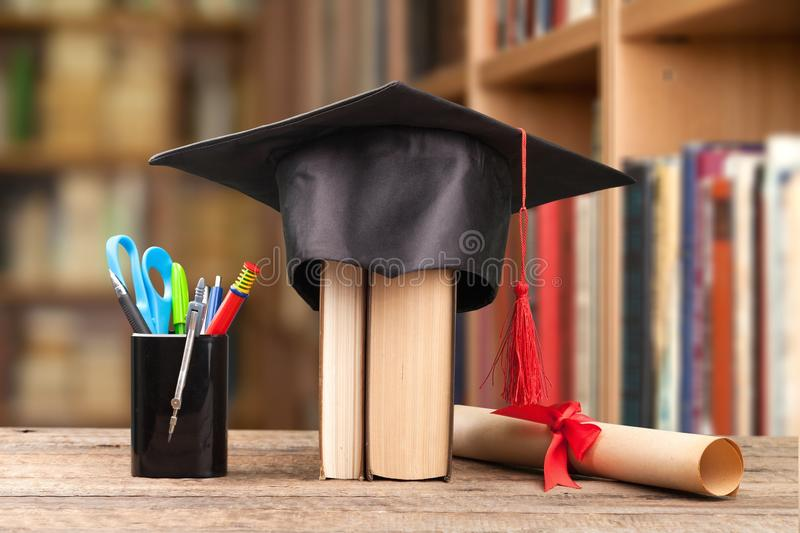 College royalty free stock photos