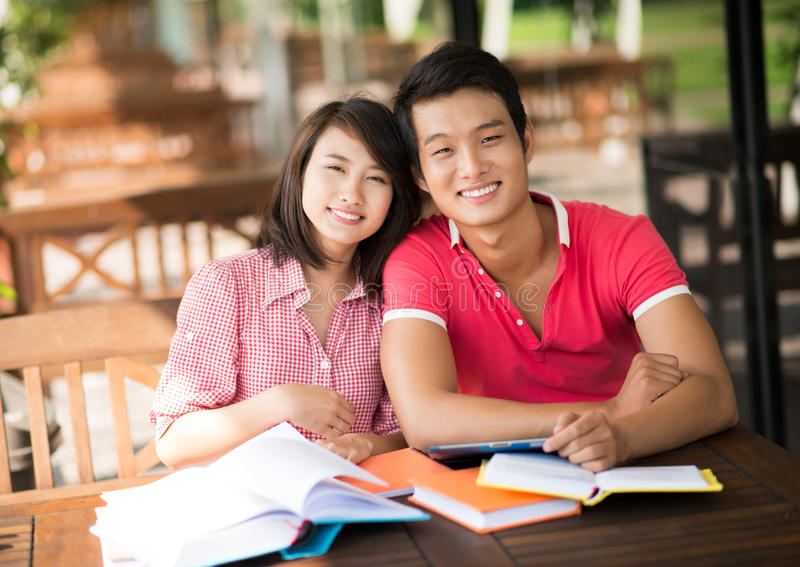 Download College Date Stock Photography - Image: 27752532