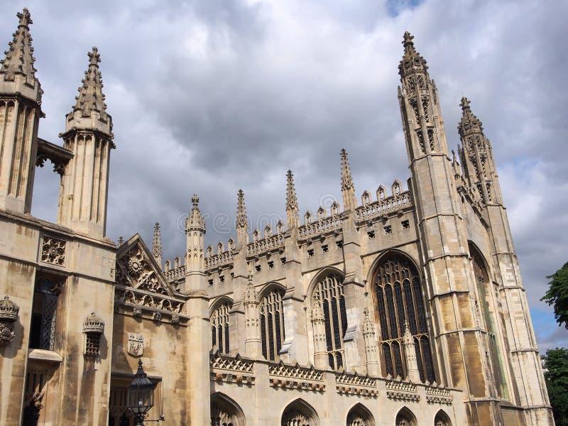 Download College De Rey, Universidad De Cambridge Foto de archivo - Imagen de finial, medieval: 41913676