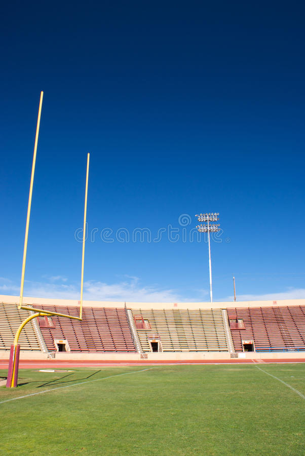 Free College Football Field Royalty Free Stock Images - 10741419