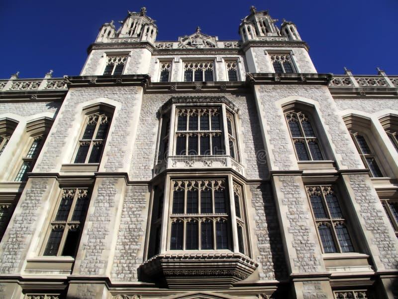 College London, Universität des Königs von London lizenzfreies stockfoto