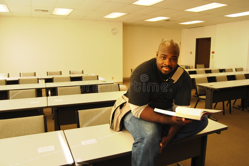 College Student Royalty Free Stock Image