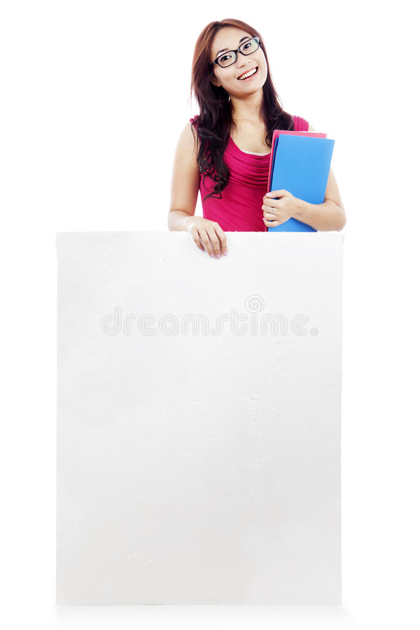 Download College Student With Copy Space Stock Photo - Image: 25805282