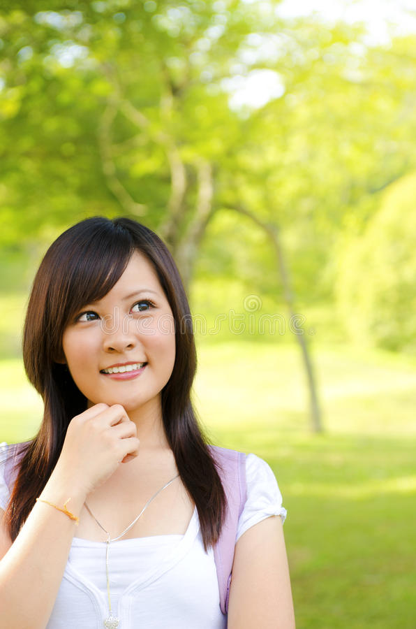 Download College Student Having A Thought Royalty Free Stock Photography - Image: 24946697