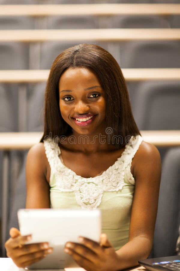 Download College student tablet stock image. Image of american - 29039267