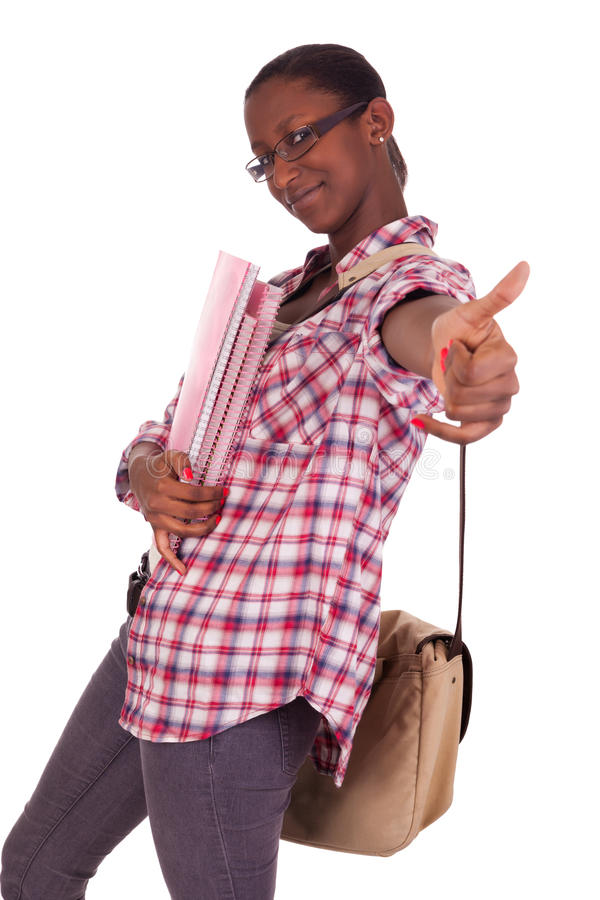Download College Student Young African American Stock Photo - Image: 29618008