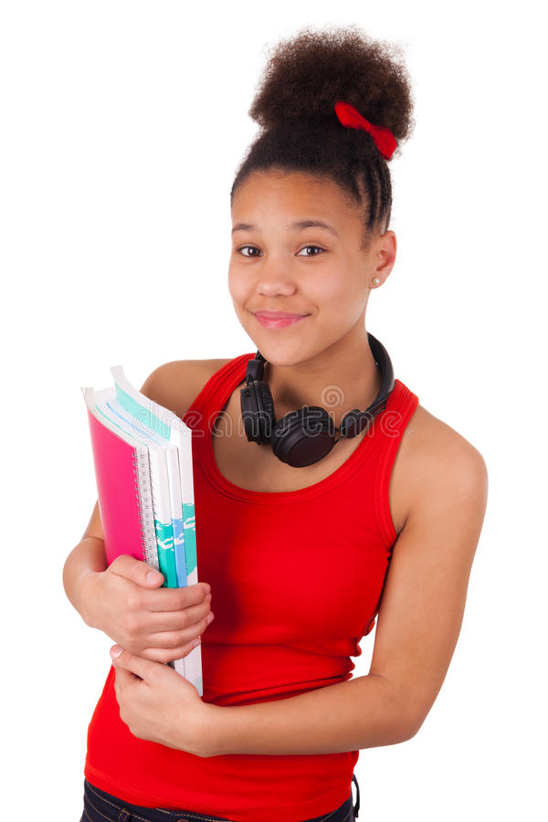 Download College Student Young African American Stock Photo - Image: 30068002