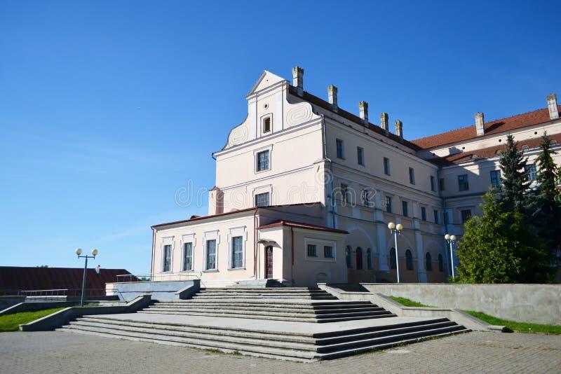 Collegium Jesuit σε Pinsk στοκ εικόνα με δικαίωμα ελεύθερης χρήσης