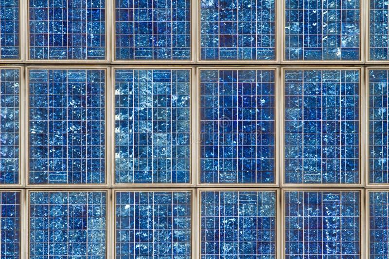 Collettore solare immagine stock