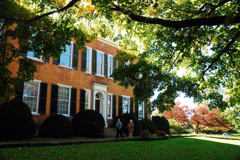 Collina federale, Bardstown Kentucky fotografia stock