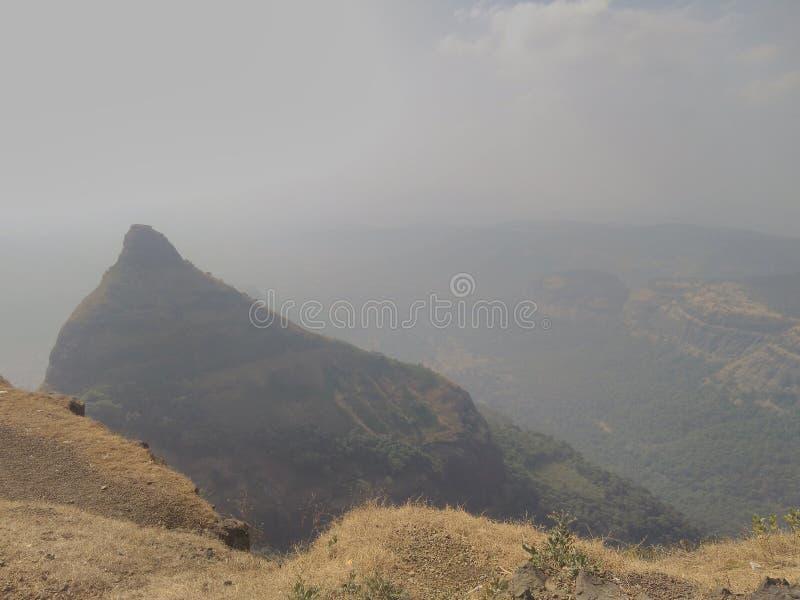 Colline de tigre de Khandala photographie stock libre de droits
