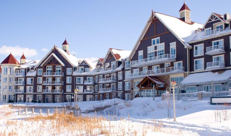 Collingwood hotel royalty free stock image