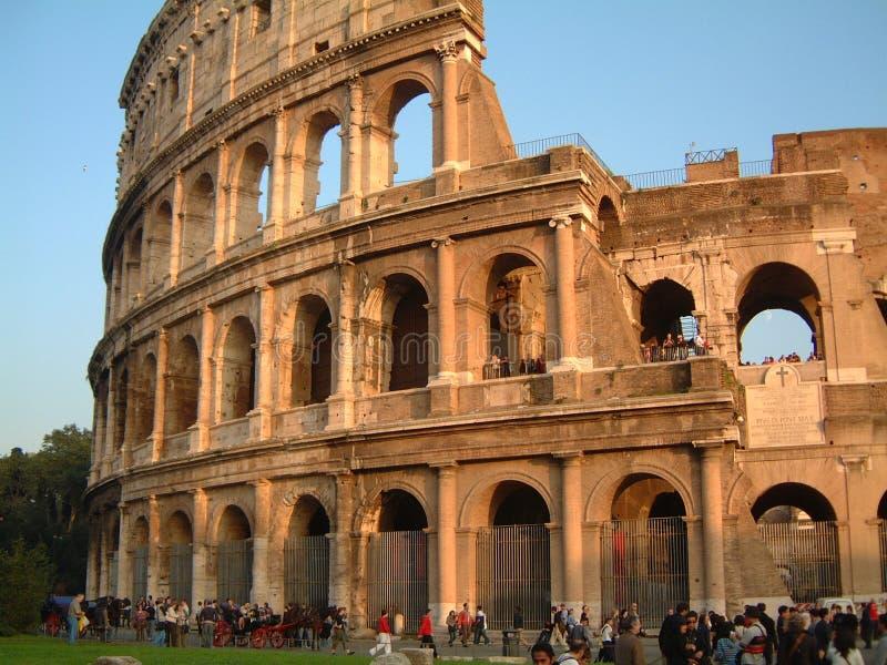 colloseum Ρώμη στοκ εικόνες